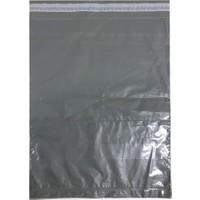 Ustuneyok Siyah-Şeffafjumbo Boy Kargo Poşeti 45*55+5 Cm. (1500 Adet)