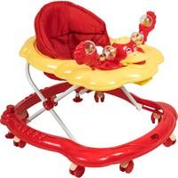 Sunny Baby W-1813 Vakvak Yürüteç / Kırmızı