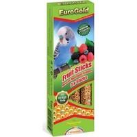 Euro Gold Muhabbet Kuşları İçin Meyveli Kraker 3lü 100 gr