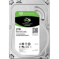 Seagate BarraCuda 2TB 7200RPM 256MB Sabit Disk ST2000DM008