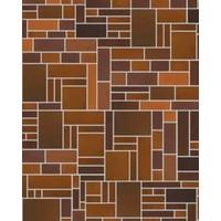 Eshel Maket Desenli Karton Duvar Geometrik 1/50 - 3'lü