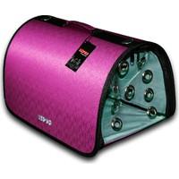 Lepus Flybag Kedi Köpek Taşıma Çantası 25*25*40 Cm Mor