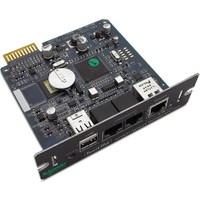 APC AP9631 UPS Ağ Yönetim Kartı 2, Çevre İzlemeye sahip