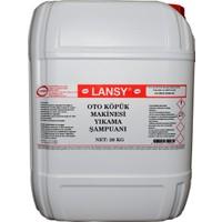 Lansy Oto Köpük Makinesi Şampuanı Konsantre 20 Kg