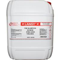 Lansy Tır Kamyon Dorse Fırçasız Yıkama 20 Kg 1/60 Konsantre