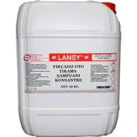 Lansy Fırçasız Oto Yıkama Şampuanı Konsantre 20 Kg