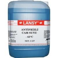 Lansy Antifrizli Cam Suyu 5 Lt - 63°C