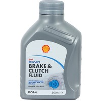 Shell Brake & Clutch Fluıd Dot4 0,5 Lt