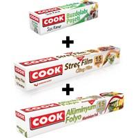 Cook 3'LÜ Mutfak Paketi