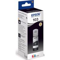 Epson 103 L3110/L3111/L3150/L3151 65 Ml Siyah Mürekkep Kartuş