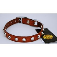 Ac Leather Deri Köpek Boyun Tasması