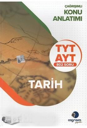 Çağrışım Yayınları Tyt Ayt Tarih Çağrışımlı Konu Anlatım