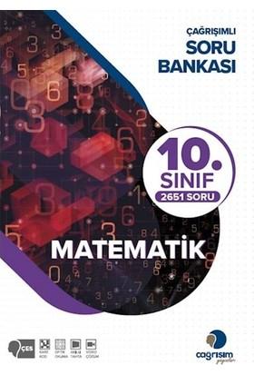 Çağrışım Yayınları 10. Sınıf Matematik Soru Bankası