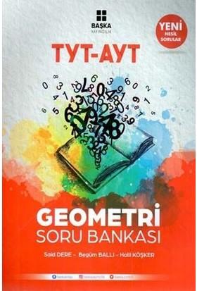 Başka Yayınları Tyt-Ayt Geometri Soru Bankası