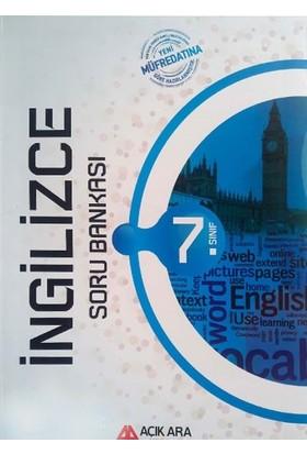 Açık Ara Yayınları 7.Sınıf İngilizce Soru Bankası