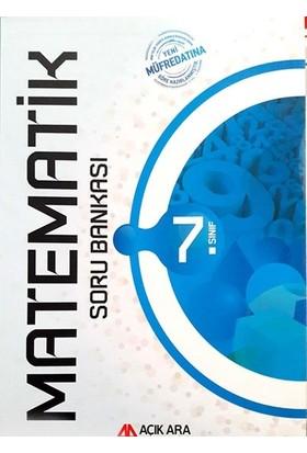 Açık Ara Yayınları 7.Sınıf Matematik Soru Bankası