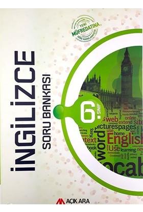Açık Ara Yayınları 6.Sınıf İngilizce Soru Bankası