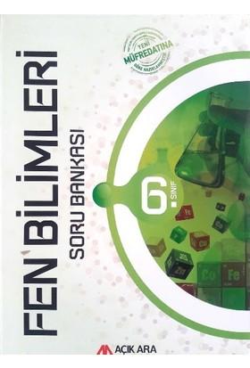 Açık Ara Yayınları 6.Sınıf Fen Bilimleri Soru Bankası