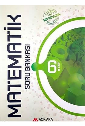 Açık Ara Yayınları 6.Sınıf Matematik Soru Bankası