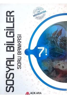 Açık Ara Yayınları 7.Sınıf Sosyal Bilgiler Soru Bankası