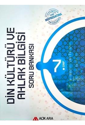 Açık Ara 7.Sınıf Din Kültürü Ve Ahlak Bilgisi Soru Bankası