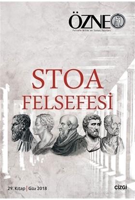 Stoa Felsefesi Özne 29. Kitap - Hatice Nur Erkızan