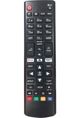Tayfun Lg 4K Uhd Webos 3.5 Webos 4.0 Tüm Modelleri İle Uyumlu Akıllı Televizyon Kumandası