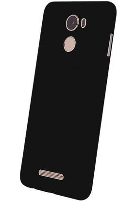 Evastore Casper Via P2 Kılıf Süper Silikon Kapak - Siyah