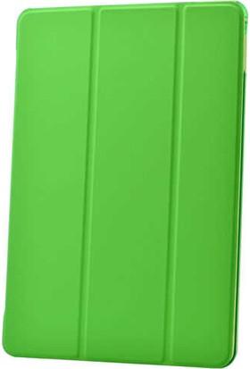 Evastore Apple iPad Mini 4 Smart Cover Standlı 1-1 Kılıf - Yeşil