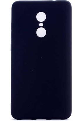 Evastore Xiaomi Redmi Note 4X Kılıf Zore Premier Silikon - Siyah