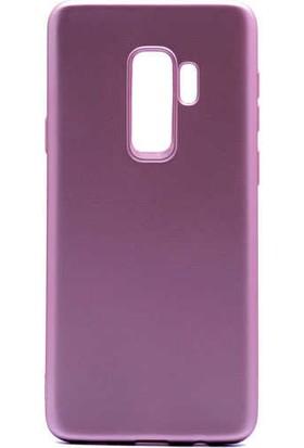 Evastore Galaxy S9 Kılıf Zore Premier Silikon - Rose Gold