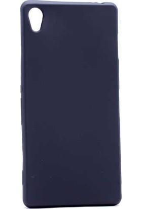 Evastore Sony Xperia Z2 Kılıf Zore Premier Silikon - Siyah