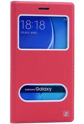 Evastore Galaxy J2 Prime Kılıf Zore Dolce Telefon Kılıfı - Kırmızı