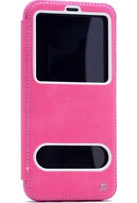 Evastore Galaxy S8 Kılıf Zore Dolce Telefon Kılıfı - Turkuaz