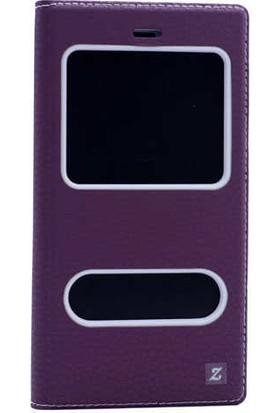 Evastore Huawei P9 Lite Kılıf Zore Dolce Telefon Kılıfı - Açık Pembe