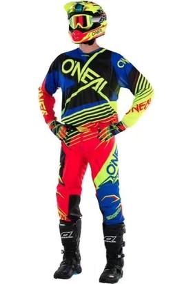 Motokros Enduro O'Neal Jersey Takım