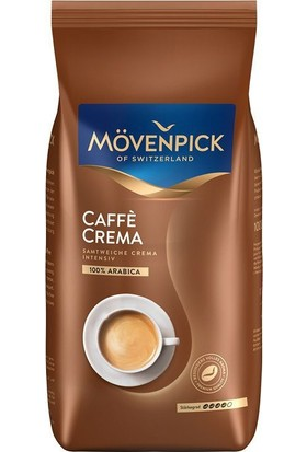 Mövenpick Caffe Crema Tam Çekirdek Espresso Kahve %100 Arabica 1 kg.
