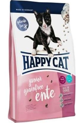 Happy Cat Junior Ente Ördekli Tahılsız Yavru Kedi Maması 4 kg