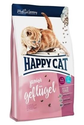 Happy Cat Junior GeflügelYavru Kedi Maması 4Kg