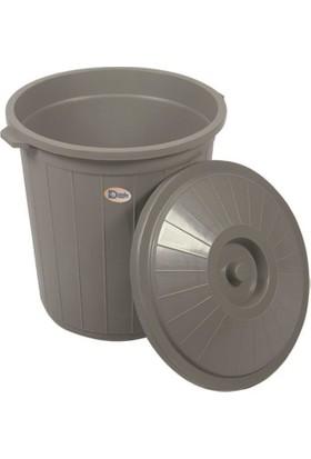 Derin Çöp Kovası Herkül 65 Lt Kapaklı