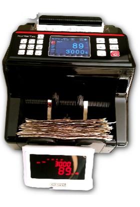 Huntertec Hl 2200 S %100 Sahte Tespit Karışık Para Sayma Makinesi