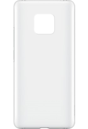 Huawei Mate 20 Pro Plastik Case - Şeffaf