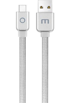 Meizu Type-C Kablo (1.2 m) - Gümüş