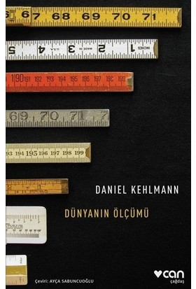 Dünyanın Ölçümü - Daniel Kehlmann