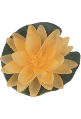 Heissner Nilüfer Sarı 10X10 Cm