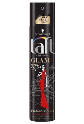 Taft Glam Updos- Zarif Topuz Modelleri Saç Spreyi 250 ml