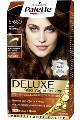 Palette Deluxe Yoğun Altın Kestane 5-680 50 ml
