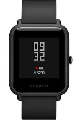 Xiaomi Amazfit Bip Bluetooth Nabız GPS Akıllı Saat - Global Versiyon - Siyah - Ios ve Android Uyumlu (İthalatçı Garantili)