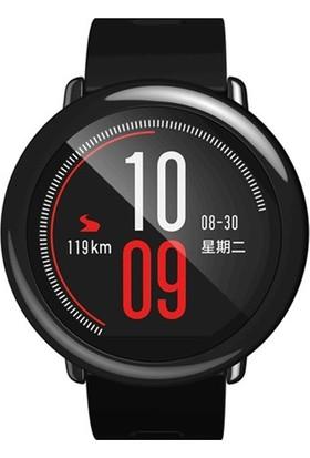 Xiaomi Amazfit Pace Bluetooth Nabız GPS Akıllı Saat - Global Versiyon - Siyah (İthalatçı Garantili)