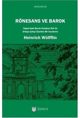 Rönesans Ve Barok - Heinrich Wölfflin